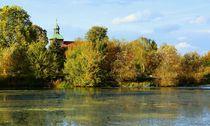 Kloster und Klostersee in Walsrode von gscheffbuch