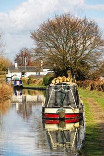 Trent and Mersey Canal, Branston von Rod Johnson