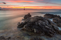 Sonnenuntergang am Atlantik  by Martin Büchler