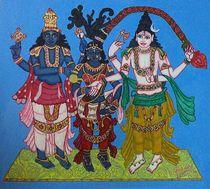 Kalyaana-Sundara-Murti von Pratyasha Nithin