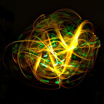 Photonenschwarm von Sven Gerard