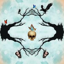 Death and Butterflies by dreambeyondart