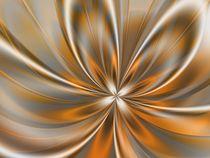 goldene Strahlenblume von claudiag