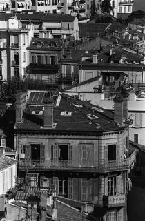 Cannes Rooftops by Michael Whitaker