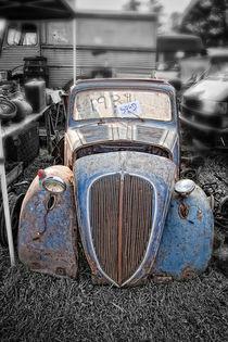 Oldtimer  Fiat by Petra Voß