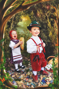 Hansel and Gretel von Söndra Rymer