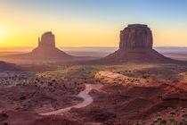 Monument Valley von Christine Büchler
