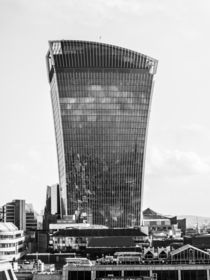 The Walkie Talkie Building, London von Graham Prentice