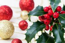 Weihnachtsdekoration by Tatjana Walter