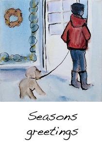 Seasons greetings von Eva Peters