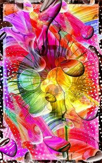 Colors Of Dreams By Nico Bielow by Nico  Bielow