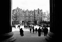 British Museum - Exit by Ian Gazzotti