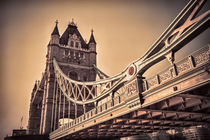 Tower Bridge, London von Graham Prentice