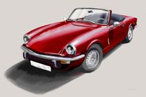 Triumph Spitfire by rdesign