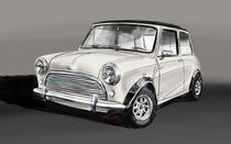 Mini Morris Cooper by rdesign