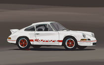 Porsche 911 Carrera RS by rdesign
