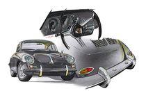Porsche 356 BT6 by rdesign
