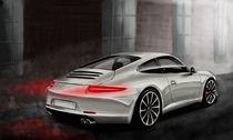 Porsche 911 von rdesign