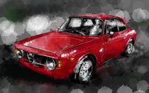 Alfa GT/A red von rdesign