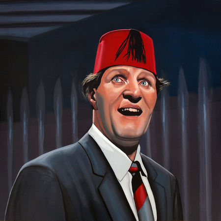 Tommy-cooper-painting