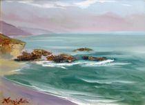 Divers Cove III von Renuka Pillai