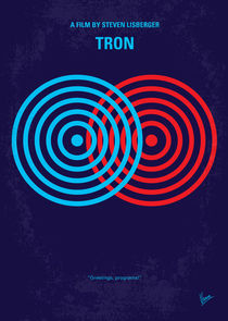 No357-my-tron-minimal-movie-poster