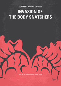 No374 My Invasion of the Body Snatchers minimal movie by chungkong