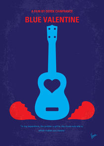 No379 My Blue Valentine minimal movie poster by chungkong