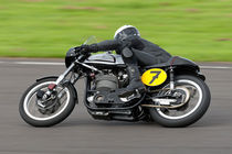 Norton Manx 500cc  Motorcycle by Andrew Harker