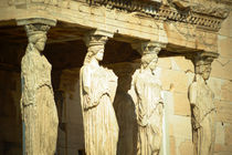 Antike Säulenfiguren, Karyatiden von Sabine Radtke