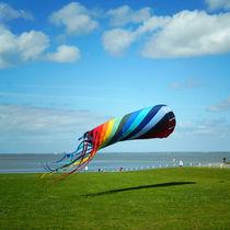 Buntes Windspiel by Sabine Radtke