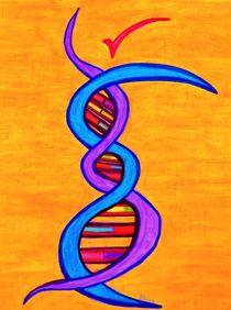 DNA Dancer by eloiseart