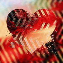 Overflowing Love von mehrfarbeimleben