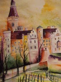Schloss Ahrenfels von Dorothy Maurus