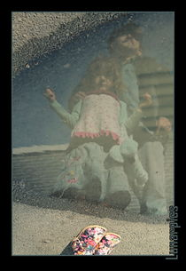 Puddle View by Luna Weinreben