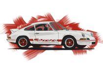 Porsche 911 Carrera RS von rdesign