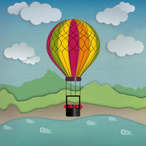 Balloon Aeronautics Sea & Sky by dip