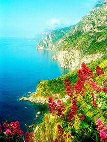 Amalfi coast von Leopold Brix