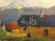 Kleine Baum by alfons niex