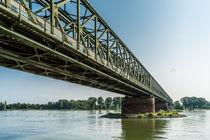 Mainzer Südbrücke 4 von Erhard Hess