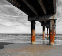 Under the Boardwalk by O.L.Sanders Photography