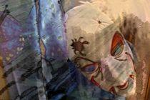 Antlitz einer Maske by Heidrun Carola Herrmann