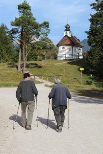 Freundschaft von © Ivonne Wentzler