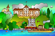 Schloss Mainau by Wolfgang Karl