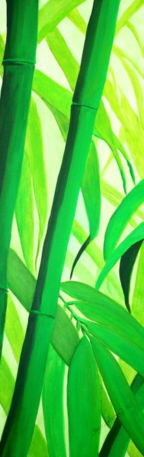 Bambus by Inez Eckenbach-Henning