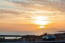 Abends an der Costa del Sol von STEFARO .