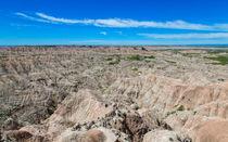 Badlands Hat Butte Overlook von John Bailey