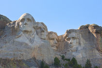 The Majesty Of Mount Rushmore von John Bailey
