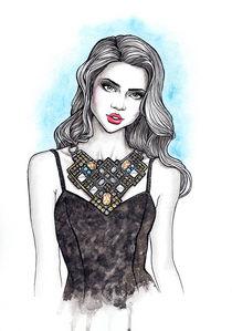 Necklace 03 by Tania Santos