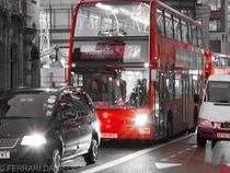 London Bus by Daniele Ferrari